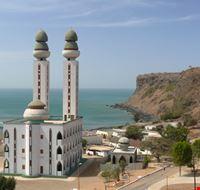 mosque dakar