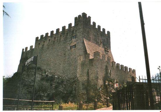 329 arco castello di arco