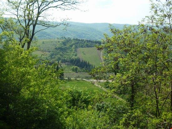 chianti-panorama da Radda