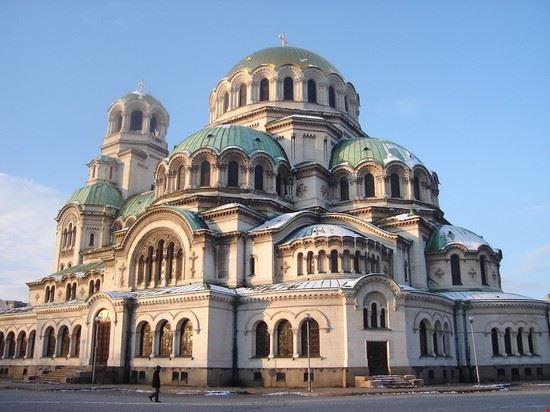 sofia cattedrale aleksandar nevski