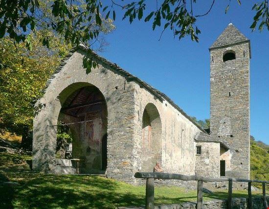un altro splendido luogo di culto presso Bellinzona