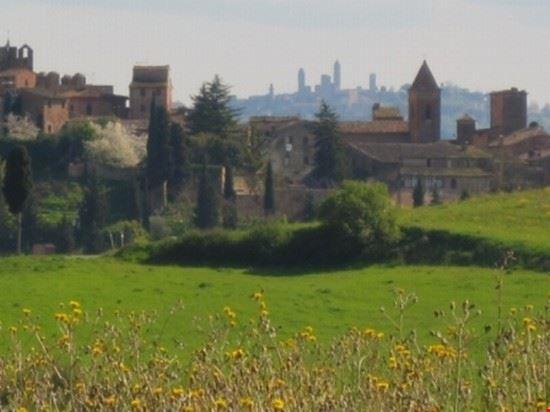 Certaldo Alto (FI) e San Gimignano (SI)