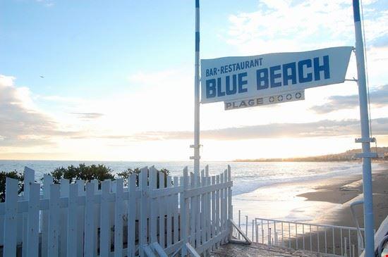 33604 nizza entrata alla blue beach di nizza