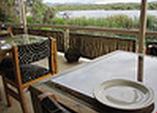 patio on goreangab dam