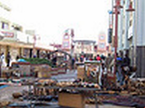post street vendors