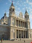 madrid cathedrale santa maria la real de la almudena