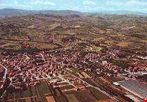 maranello visione aerea del panorama
