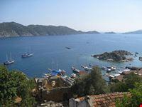 blue cruise to fethiye