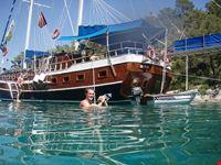 antalya cruise to fethiye