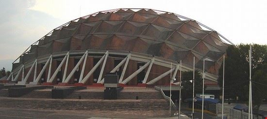 palais des sports, mexico city.