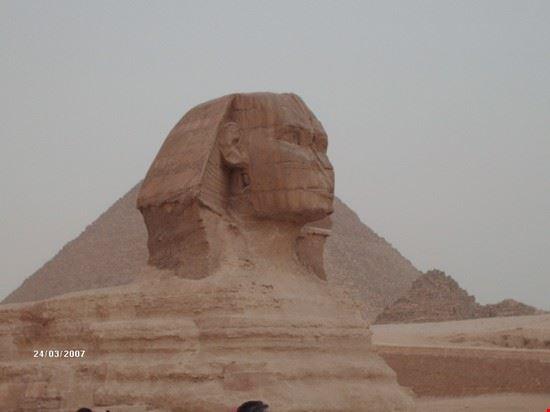 la sfinge il cairo