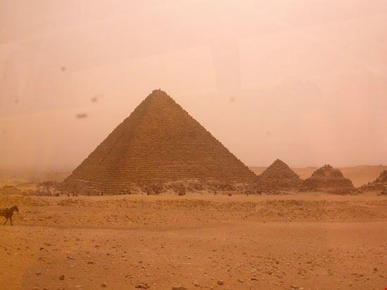 le piramidi il cairo