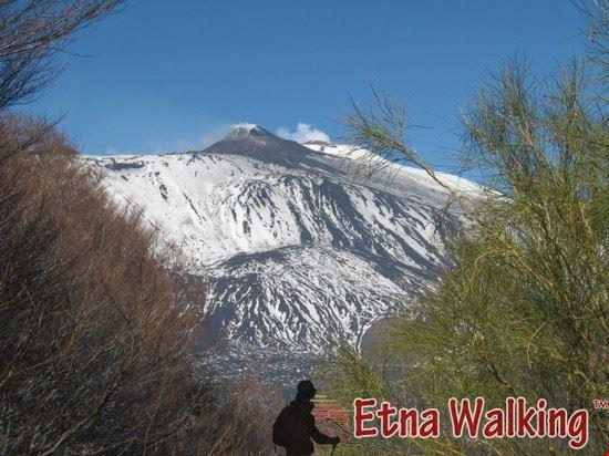 Etna Walking