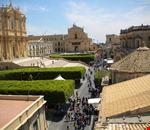 Panorama dal Campanile di S. Carlo