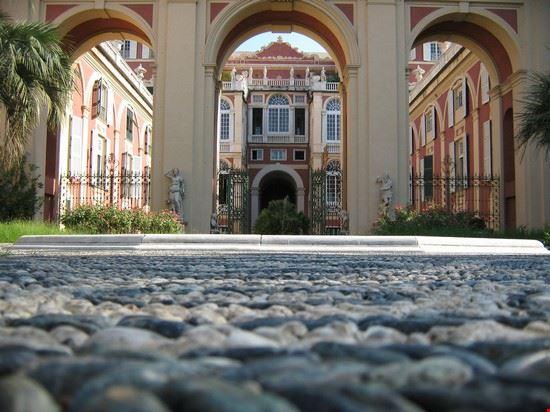 Il Palazzo Reale a Genova