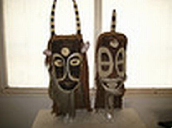 masks ifan museum