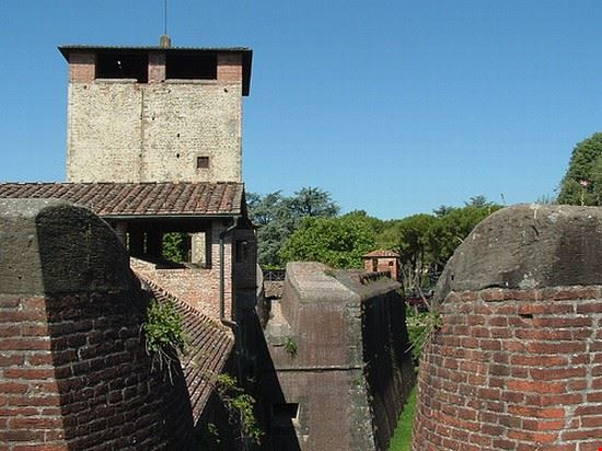 Fortezza di Santa Barbara a Pistoia