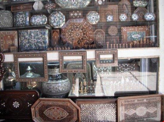 The Tekea Courtyard Handicrafts Market