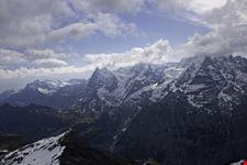 Eiger, Moench, Jungfrau Peaks