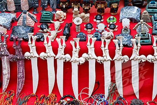 Plaza de Armas Craft Market