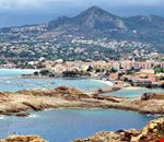 Ile Rousse en Corse