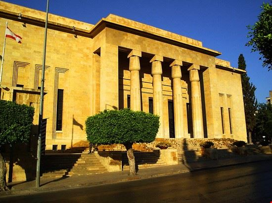 Beirut National Archaeology Museum