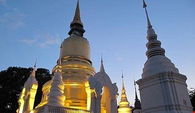 chiang mai tempio suan dok