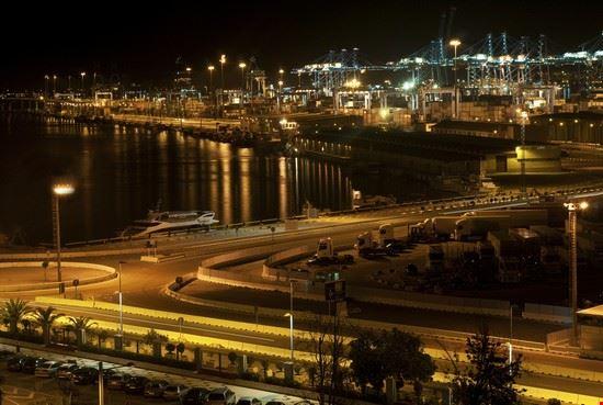 Hafenstadt Algeciras