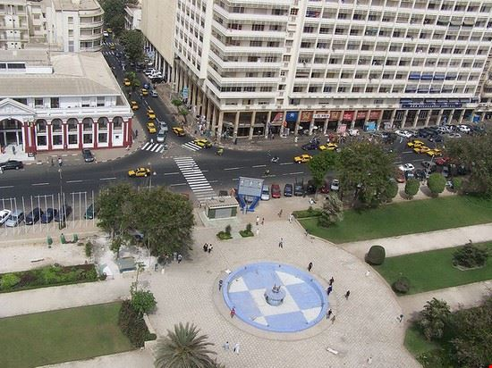 DAKAR Place de Independance