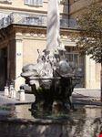 aix-en-provence fontaine des 4 dauphins