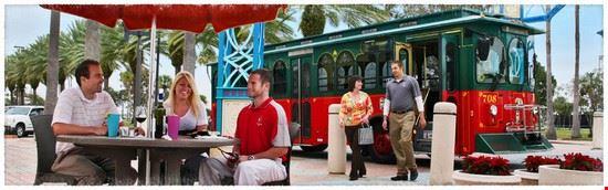 Daytona Beach Trolley