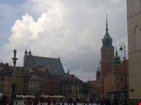 il centro storico varsavia