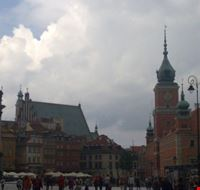 34741 il centro storico varsavia