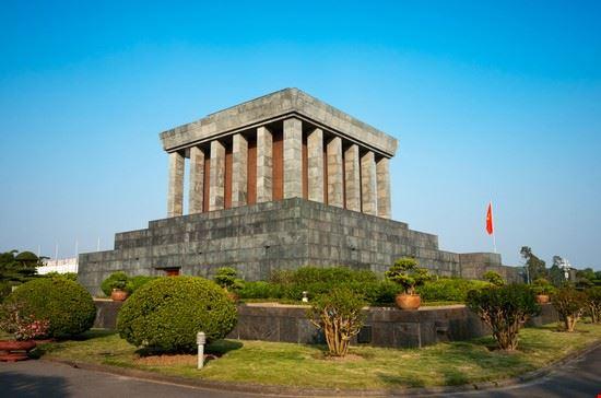 34760 hanoi ho chi minh mausoleum hanoi