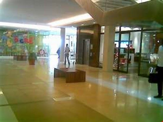 Sea Plaza inside view