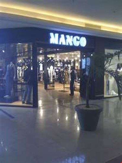 Sea Plaza Mango store