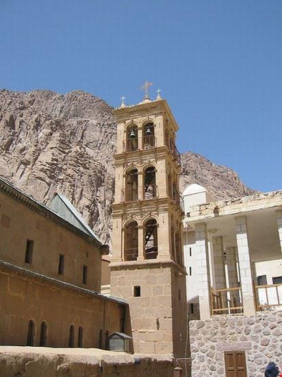 sharm el sheikh saint catherine  s monastery