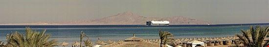 sharm el sheikh pharaoh  s island in sharm el sheikh
