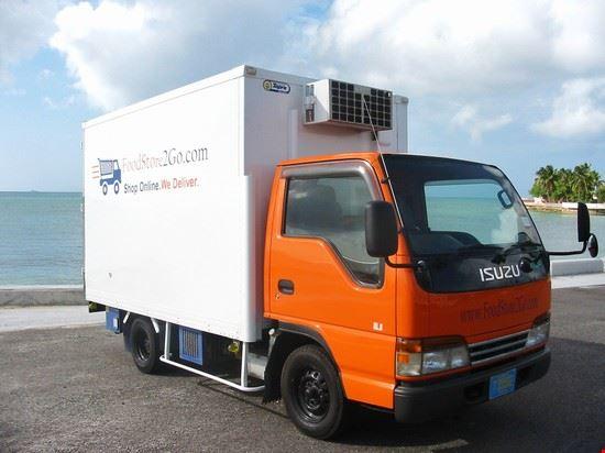 nassau foodstore2go delivery truck