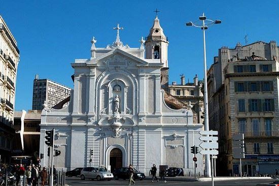 34998 marseille eglise saint-ferreol les augustins a marseille