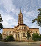 toulouse basilique saint-sernin a toulouse