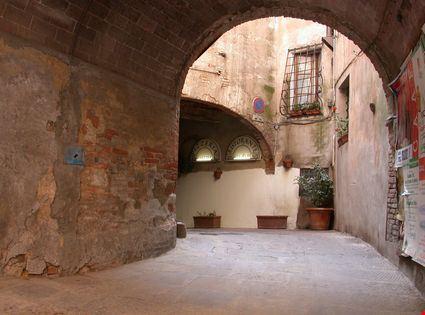 Le strade di Montepulciano