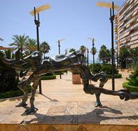 Skulptur von Salvador Dalí