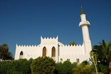 marbella moschee in marbella andalusien
