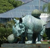 Marbellas berühmtes Nashorn