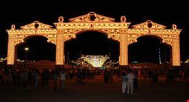 huelva festival zu ehren christopher kolumbus