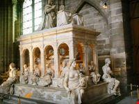 Intérieur de la basilique de Saint Denis