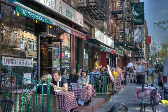 Italian Restaurant In Bronx New York