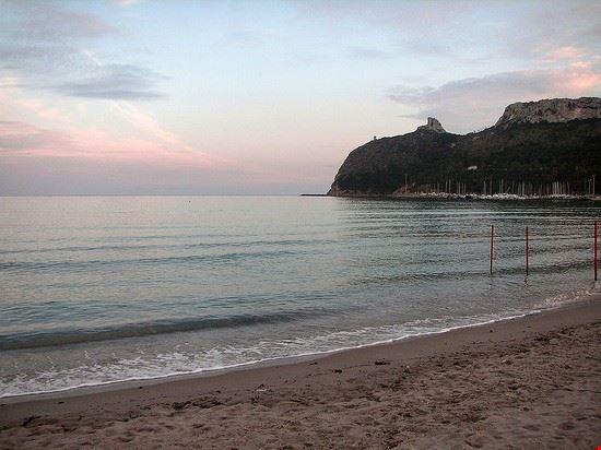 35195 cagliari poetto beach