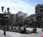 La piazza di Fuengirola